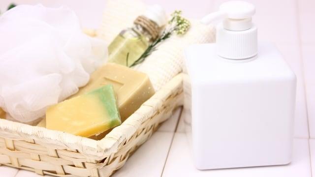 ボディソープ/石鹸のイメージ画像